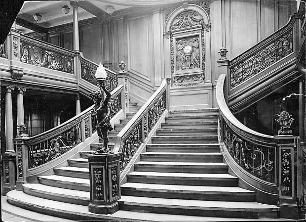 Building The Titanic Southbaysail Com